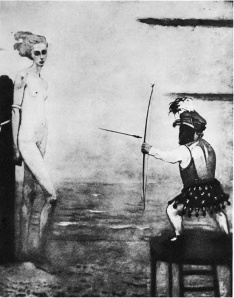 sex, love, relationships, dance, Romaine Brooks, Saint Sabastian, Paris, 1900